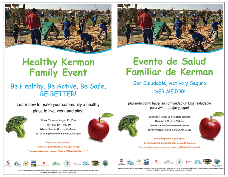 Healthy Kerman Flyer EN